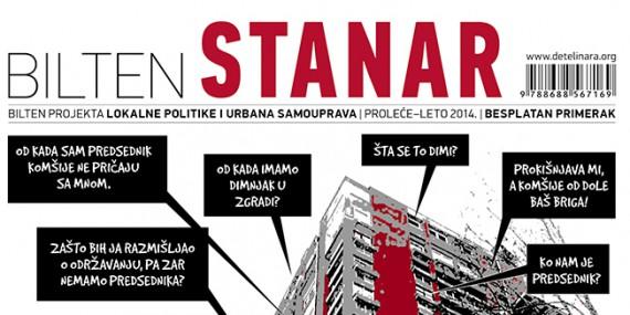 Bilten - STANAR naslovna - web